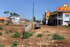 Hàng loạt sai phạm làm sai lệch công năng Bến xe Di Linh-Lâm Đồng