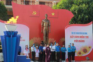 Tuổi trẻ TPHCM bắt đầu chuỗi hoạt động kỷ niệm 90 năm thành lập Đảng Cộng sản