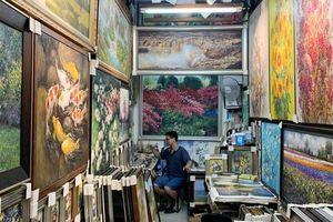 Chuyện về ngôi làng chép tranh nổi tiếng bậc nhất Trung Quốc