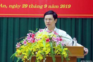 Phó Bí thư Thường trực Tỉnh ủy: Phải tự giác học tập, trau dồi bản lĩnh chính trị
