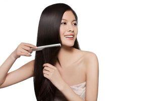 Chăm sóc tóc khô xơ bằng nguyên liệu tự nhiên