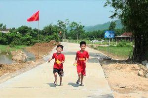 Quảng Bình: Nhịp cầu nối những bờ vui