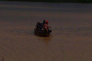Lại xảy ra lật thuyền ở hồ thủy điện Thác Mơ, 1 nam thanh niên mất tích