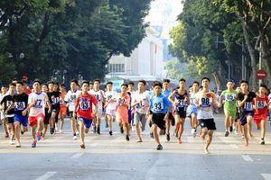 Chung kết Giải chạy Báo Hà Nội mới mở rộng lần thứ 46 - Vì hòa bình năm 2019