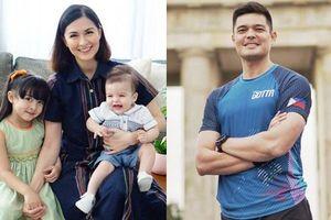 Đăng ảnh 3 mẹ con, mỹ nhân đẹp nhất Philippines chứng minh gia đình hạnh phúc nhất showbiz chỉ nhờ 1 chi tiết