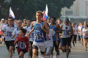 Chung kết Giải chạy Báo Hànôịmới mở rộng lần thứ 46