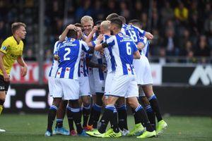 Văn Hậu 'ngồi xơi nước', Heerenveen thắng mãn nhãn trên sân khách