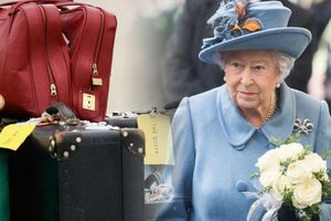 Tiết lộ con số thực về cân nặng hành lý của Nữ hoàng Anh trong mỗi chuyến công du