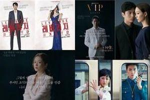 Phim Hàn Quốc tháng 10: Cuộc chiến rating giữa Jang Na Ra, Moon Geun Young, Jeon Hye Bin và Lee Yoo Young