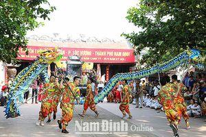 Nam Định: Bảo tồn, phát huy giá trị các di sản văn hóa phi vật thể
