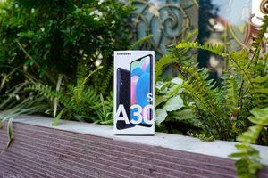 Samsung Galaxy A30s mới lên kệ thị trường Việt có gì hay?