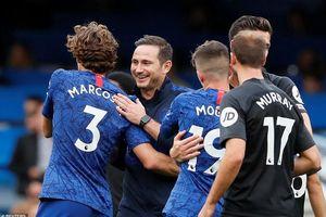 Sau 7 vòng đấu, cuối cùng HLV Lampard cũng làm được điều này với Chelsea