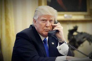 Mỹ chuyển bản ghi điện đàm của Tổng thống Trump vào máy chủ tối mật