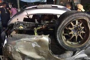 Thái Lan: Tai nạn kinh hoàng, 17 người thương vong