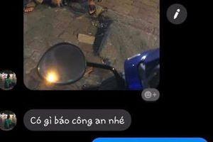 Tài xế Grab bị sát hại để lại tin nhắn cuối cùng trước khi chở khách 'có gì báo công an nhé'