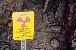 Phóng xạ tự nhiên trong môi trường liệu có nguy hiểm?