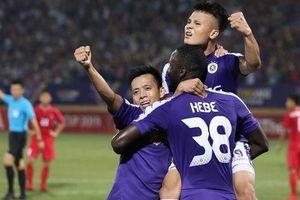 Hậu vệ Đỗ Duy Mạnh: Hà Nội FC sẽ giành chiến thắng và đi tiếp