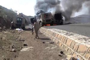 Houthi tuyên bố giết chết 500 lính Saudi Arabia