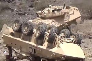 Houthi phục kích 3 lữ đoàn Saudi Arabia, bắt binh sĩ