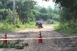 Tấn công tài xế taxi, cướp tài sản ở Bình Dương