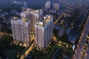 687 nhà ở xã hội được cho bán ở quận Bình Tân