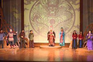 21 vở diễn tham dự Liên hoan quốc tế Sân khấu thử nghiệm lần thứ IV