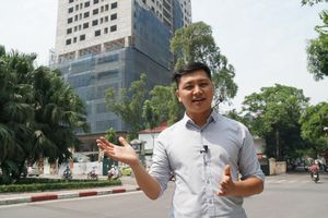 Chung cư quận Ba Đình giá 60 triệu đồng/m2