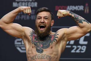 Conor McGregor kiếm bộn tiền dù công ty đại diện báo lỗ