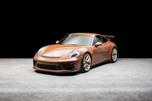 Siêu xe Porsche 911 GT3 đời mới trong vóc dáng cổ xưa