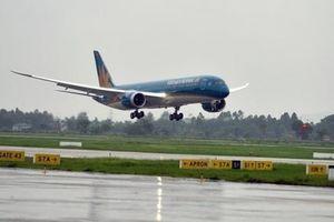 Bão về Đài Loan, nhiều chuyến bay từ Việt Nam bị ảnh hưởng