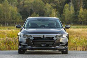 Honda Accord Hybrid 2020 công bố giá bán, thấp nhất 26.400 USD