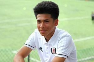 Cầu thủ tránh nhập ngũ ở Singapore được gọi lên U23 Thái Lan