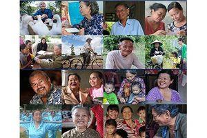 Truyền cảm hứng về cuộc sống của người cao tuổi