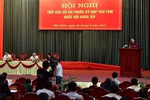 Khu du lịch quốc gia Mộc Châu cần có những bước phát triển nhanh, bền vững