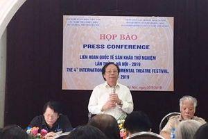 14 vở diễn của Việt Nam tham gia Liên hoan Sân khấu thử nghiệm