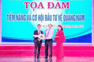 Ra mắt Hội doanh nhân Quảng Nam phía Nam