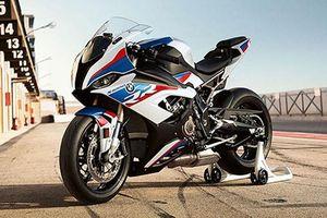 Triệu hồi siêu môtô BMW S1000RR 2019 vì lỗi nguy hiểm