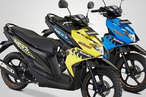 Chi tiết xe ga Suzuki Nex II Cross mới chỉ 25 triệu đồng