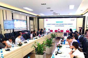 Tác động của biến đổi khí hậu tới phát triển kinh tế của Việt Nam