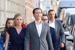 Tổng tuyển cử sớm tại Áo: Cơ hội trở lại của cựu Thủ tướng Sebastian Kurz