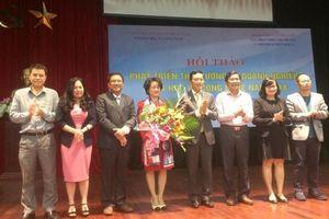 Hiệp hội Doanh nghiệp Khoa học và Công nghệ Việt Nam: Sân chơi hội tụ trí tuệ Việt