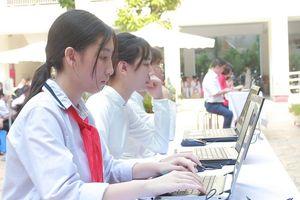 Thi THPT Quốc gia trên máy tính: Còn nhiều băn khoăn