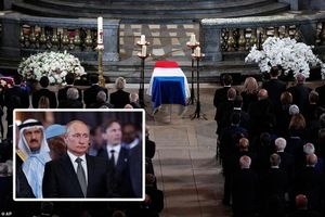Ông Putin, ông Clinton đến Pháp viếng cố Tổng thống Jacques Chirac