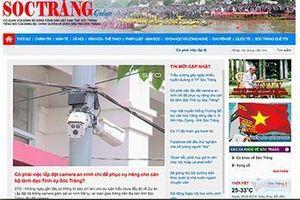Lắp camera nhà cán bộ Sóc Trăng nằm trong chương trình phòng chống khủng bố?