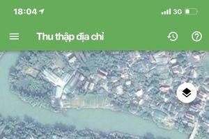 Ngày 1/10 - Khai trương nền tảng dữ liệu bản đồ số Việt Nam Vmap