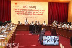 Ngành Thuế triển khai Quyết định về hợp nhất chi cục thuế khu vực