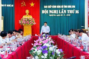 Bí thư Tỉnh ủy: Phát huy dân chủ trong quá trình chuẩn bị Văn kiện Đại hội Đảng bộ tỉnh