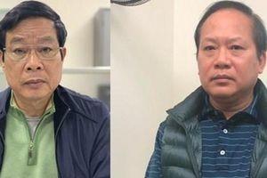 Đề nghị khai trừ khỏi Đảng ông Nguyễn Bắc Son và Trương Minh Tuấn