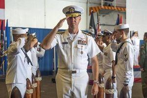 Mỹ thay chỉ huy Lực lượng đặc nhiệm thuộc Hạm đội 7