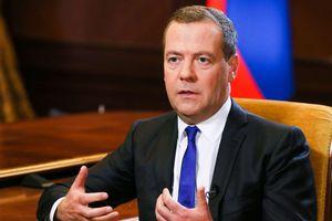 Thủ tướng Nga Dmitry Medvedev thăm Cuba
